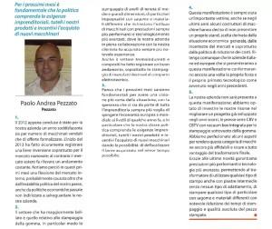 Intervista a Paolo Pezzato